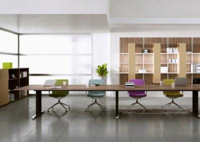 Stół konferencyjny L-LINE 03