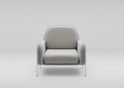 Fotel CORBU_front_MLF10_24_nozki biale