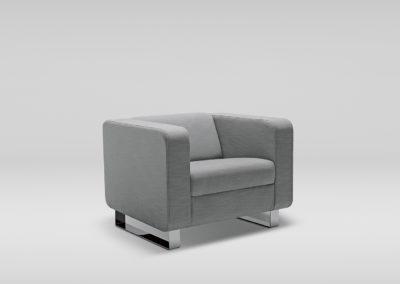 Fotel CUBBY 2P_skos
