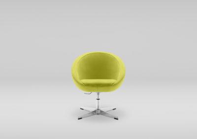 Fotel LOBO Office BK
