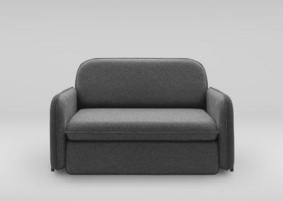 Fotel rozkladany CORBU_front_MLF16_28_nozki czarne