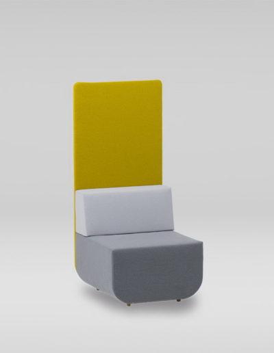 Moduł podstawowy_siedzisko + oparcie + blenda wysoka (MP_SD+OP+BW)