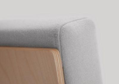 Sofa FIN 2_podstawa metalowa