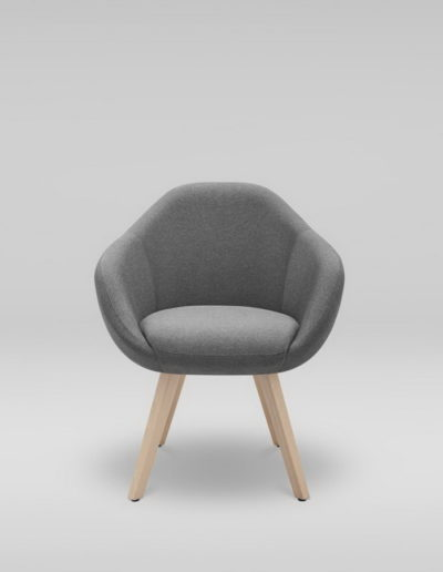 Fotel TULO 4N_L32, buk