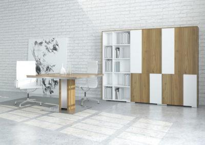 ARIO stół kwadratowy