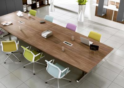 Stół konferencyjny L-LINE 01