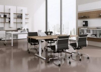 Stół konferencyjny L-LINE 06