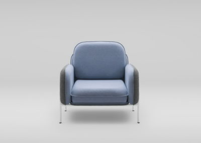 Fotel CORBU_front_MLF21_16_nozki biale