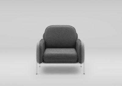 Fotel CORBU_front_QUEENS33_30_nozki biale