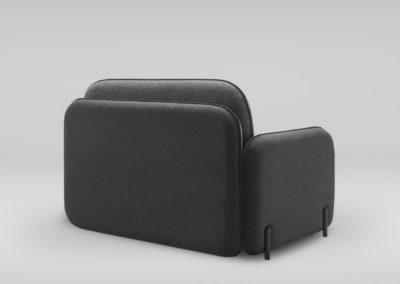 Fotel rozkladany CORBU_tyl_MLF16_28_nozki czarne