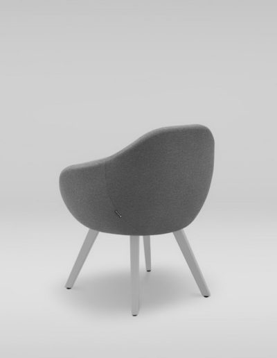 Fotel TULO 4N_tyl_L32, szare